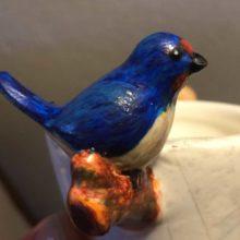 Birdie egg cup