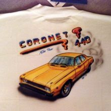 Cars on T-Shirts