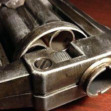 Modifizierte NERF Gun