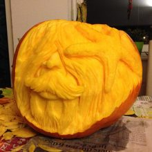 Viking Pumpkin