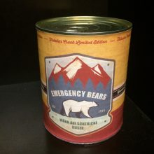 Emergency Bears – Ring Pull Can #2