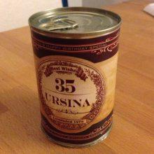 Konservendose #1 – Ursina