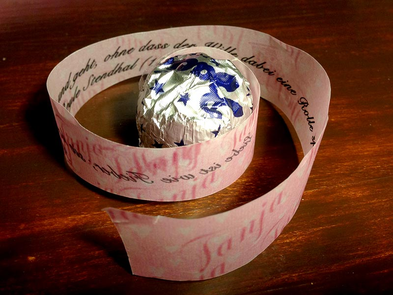 Schokolade Zum Valentinstag Snakech