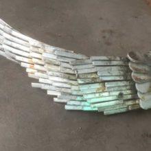Geschweisster Flügel