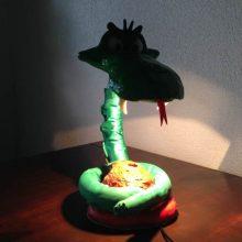 Snake Lamp