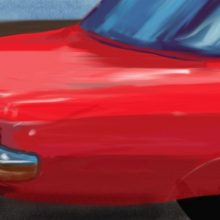 Car Details #2 – iPhone Painting